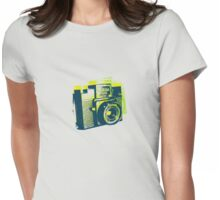 Andy Love Holga Too !!! Womens Fitted T-Shirt