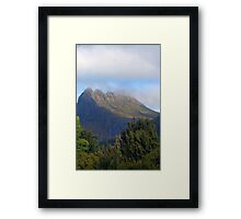 Wilderness Fantasy - Cradle Mountain National Park, Tasmania, Australia Framed Print
