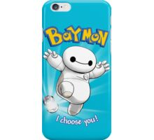 Baymon iPhone Case/Skin