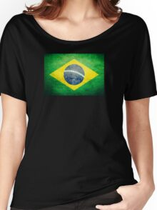 Brazil - Vintage Women's Relaxed Fit T-Shirt