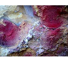 Rock Art I Photographic Print