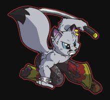 Bad Fox by TehBurningDonut