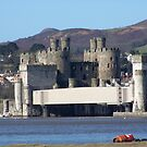 Conwy castle. North Wales. by ccrcats