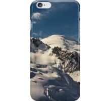 Mt. Blanc iPhone Case/Skin