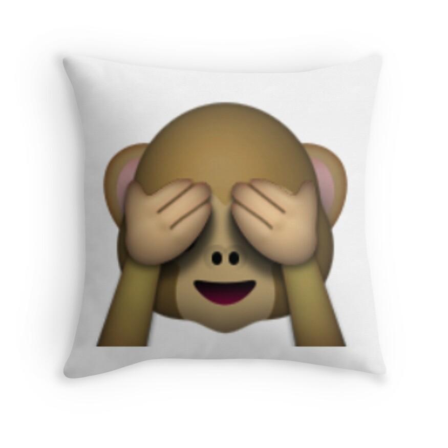 see no evil emoji the image kid has it. Black Bedroom Furniture Sets. Home Design Ideas