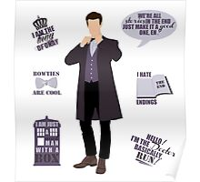 11 Doctor  Poster