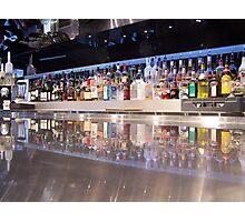 bar shot Photographic Print