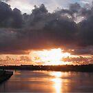 Amazing Sunrise  by judygal