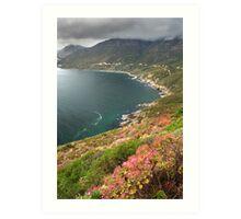 The Fairest Cape #'3 Art Print