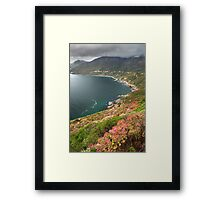 The Fairest Cape #'3 Framed Print