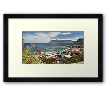 The Fairest Cape #4 Framed Print