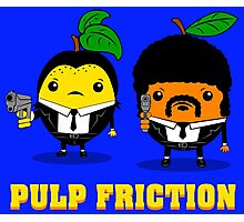 Pulp Friction Photographic Print
