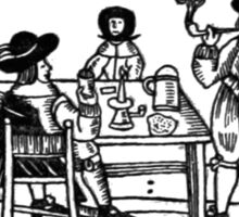 Tonight we're gonna party like it's 1699 Sticker