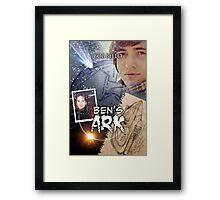 Ben's Ark Framed Print