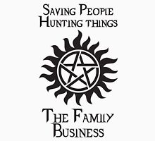 The Winchester Family Motto Unisex T-Shirt