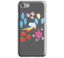 MLP Collage iPhone Case/Skin