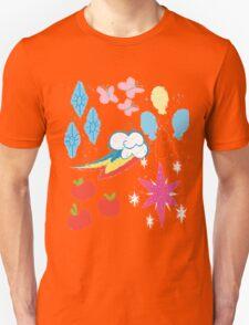 MLP Collage Unisex T-Shirt
