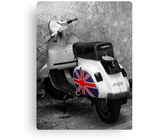 Proud to be British Canvas Print