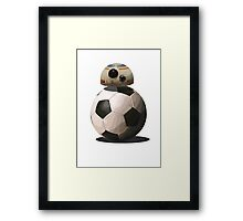 Ball Droid (The Force Awakens) Framed Print