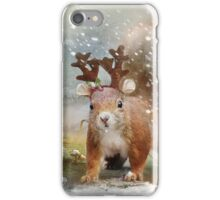 Preparations for the festive season iPhone Case/Skin