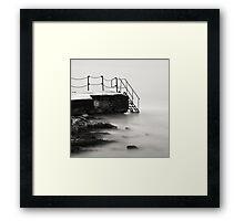 Oslofjord Coastline 01 Framed Print