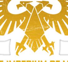 Golden imperium Sticker