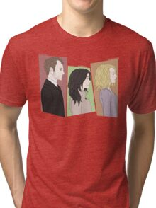The Detectives and the Criminal Tri-blend T-Shirt
