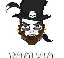 The Voodoo King by kshinabery212