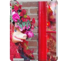 Madam Piggy iPad Case/Skin