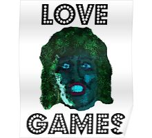 Old Gregg Mighty Boosh Poster