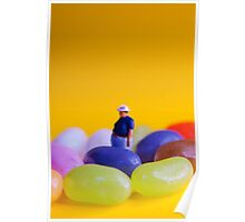 Jelly Belly! Poster