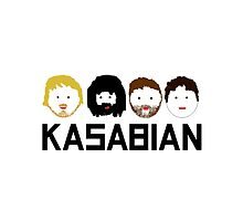 Kasabian! by RAGloss