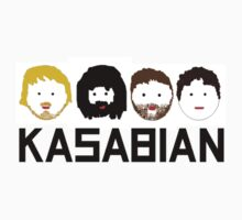 Kasabian! Kids Clothes