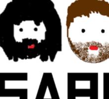Kasabian! Sticker