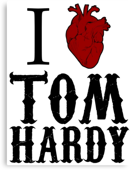 Anatomical Love - Tom Hardy by tripinmidair