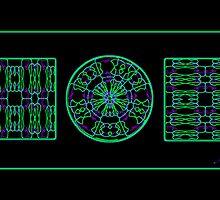 Cryptic Circuitry by Mystikka