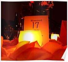 Table 17 - Reserved Poster