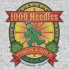 1,000 Needles Tequila by Josh Legendre