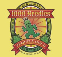 1,000 Needles Tequila Kids Clothes