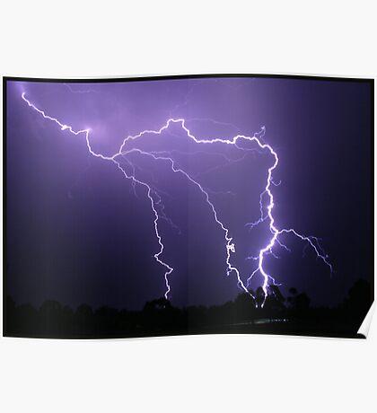 Hunter Valley Storm Poster