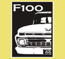 1966 F100 Grill Kids Clothes