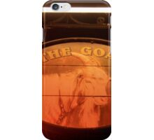 The goat iPhone Case/Skin