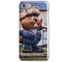 Remember the mail carrier iPhone Case/Skin