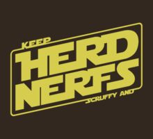 Keep Nerfy by scribblechap