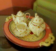 Just A Spot Of Tea..... by trueblvr