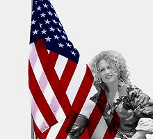 Support our Troops by Leta Davenport