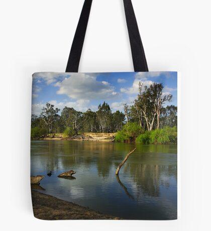 Murray River at Corowa Tote Bag