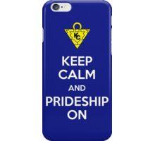 Prideshipping iPhone Case/Skin
