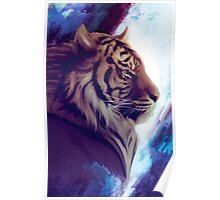Geiger Tiger Poster
