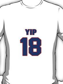 National Hockey player Brandon Yip jersey 18 T-Shirt